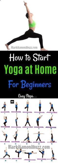 Easy Yoga Workout - Yoga Poses: 7 Easy Best Yoga Poses for Beginners and Back Stretches at Home. You can even do these yoga workout in the morning Get your sexiest body ever without,crunches,cardio,or ever setting foot in a gym