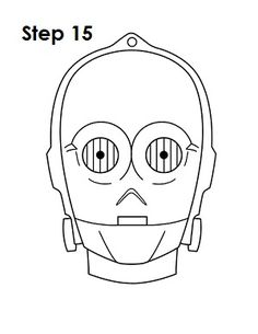 Astromech Droid R2-D2 coloring page from The Phantom Menace category ...