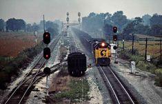 Chesapeake and Ohio Railway by John F. Bjorklund – Center for Railroad Photography & Art Railroad Photography, Art Photography, Ohio, Trains, September, Fine Art Photography, Columbus Ohio, Artistic Photography, Train