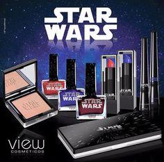 Dicas e Compras: Novidade: Coleção Star Wars da View Cosméticos