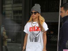 Rihanna's best t-shirt  http://adf.ly/ljplC