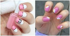 The summer days are almost here, and with that, it's time to paint your nails in pink. Why pink? Because pink is absolutely the most feminine color. Some might say red is a more feminine