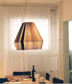 Diy idea make string covered pendant lights pinterest ana kras ana kras greentooth Choice Image