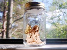 ✿Fairy Jar...Super Cute!✿¸.•*¨`*•..¸✿