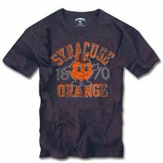 ray ray- Syracuse Orange '47 Brand Vintage Scrum Tee