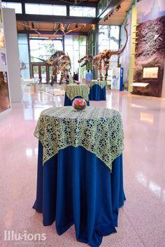 Venue: Witte Museum | Tablescapes | Event Decor | Event Rentals | Event Space | Table Setup | Floral Event Decor, Tablescapes, Overlays, Special Events, Illusions, Museum, Table Decorations, Space, Floral