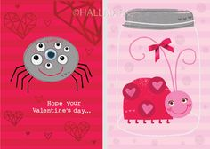 Laura Mayes - Valentines Day Cards I made for Hallmark