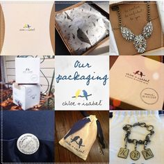 I love how #chloeandisabel jewelry arrives at your doorstep. It's packed like a gift, ready to give to someone or treat yourself!  #jewelry #fashion