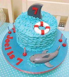 Shark cake                                                                                                                                                     More