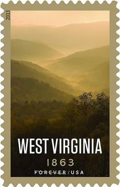 Postal Service Issuing Stamp For West Virginia's Sesquicentennial - News, Sports, Jobs - The Intelligencer / Wheeling News-Register