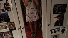 Dress & Creepers