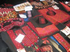 Palestinian Embroideries (64)