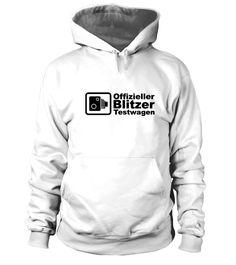 Offizieller Blitzer Testfahrer  #gift #idea #shirt #image #funny #campingshirt #new