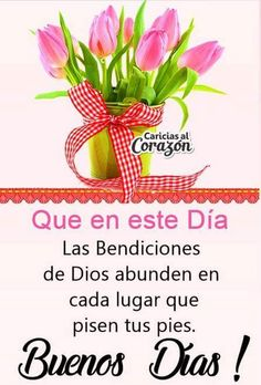 Good Morning In Spanish, Instagram, Diana, Ideas, Pink, Good Morning Friday, Good Day Quotes, Thoughts
