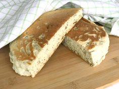 Glutenfria grova stekpannescones