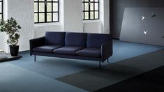 Polichrome is a cut-pile carpet tile from Interface, available in a broad range of colours