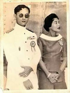 Our Beloved King & Queen King Of Kings, My King, King Queen, King Thailand, King Rama 9, Queen Sirikit, Bhumibol Adulyadej, Great King, Reign