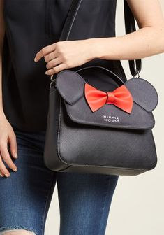 Minnie Mouse bag at