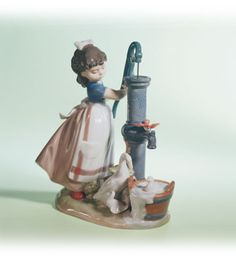 LLADRO - SUMMER ON THE FARM