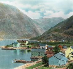 Eidfjord, NO