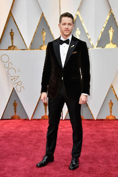 Josh Dallas at The 89th Academy Awards on February 26, 2017