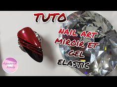 Tuto nail art effet miroir et spider gel - YouTube Aquarium Nails, Art Tutorials, Put, Spider, Chicago, New York, Check, Red Mirror, Purple Manicure