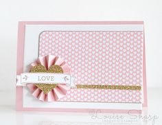 Stampin' Up! | INKspired Blog Hop | By Louise Sharp