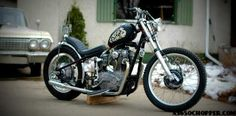 Check out Jordan's xs 650 chopper bike from Canada. What do you think? Visit www.xs650chopper.com to check out more bikes!