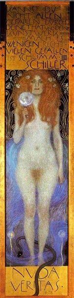 Γυμνή Βέριτας  (1899) Θεά της αλήθειας