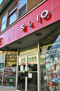 Sine's 5 & 10 Store - almost 100 years old! This brings back so many great memories! I wish I could stay forever. Quakertown Pa, Allentown Pennsylvania, Just A City Boy, Retro Signage, Due South, Only In America, Small Town Girl, Soda Fountain