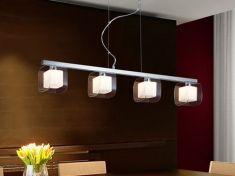 Techos con vigas de hormig n en imitaci n madera para la - Ver lamparas de techo modernas ...