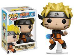 Funko POP! Animation: Naruto: Shippuden 3.75 inch Vinyl Figure - Naruto (Rasengan)