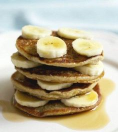 Superlekker als voedzaam ontbijt of als gezonde lunch. Lees snel verder hoe je deze koolhydraatarme pannenkoeken maakt. #ontbijt #lunch #koolhydraatarm #pannenkoeken