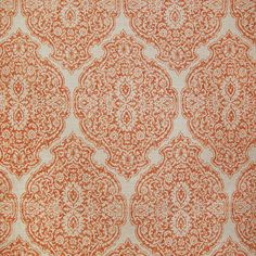 B1446 Tangerine   Greenhouse Fabrics