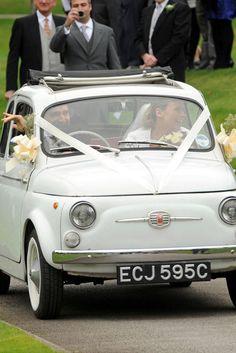 #casamento #carro #mini #noivos