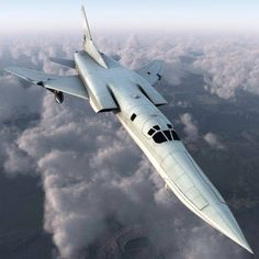 Tupolev Tu-22M3 Bomber - AWESOME - this aircraft will fly to the limits of the outer atmosphere where space begins! A true engineering marvel of it's time. The USA had nothing to match it.