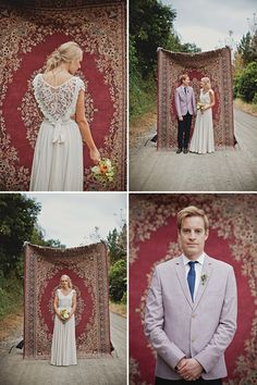 12 Amazing Ways to Style Your Wedding with Rugs!