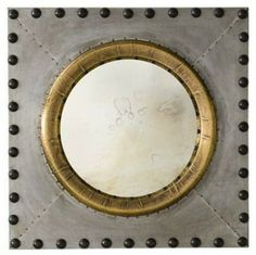 Hartley Mirror - Clayton Gray Home - mirrors - Clayton Gray Home