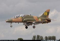 Hawker Siddeley Hawk T1 (HS-1182) aircraft picture