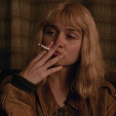 """Jessica Barden in """"The End of the fucking world"""" Film Aesthetic, Bad Girl Aesthetic, James And Alyssa, Jessica Barden, World Icon, The Villain, End Of The World, Grunge Style, Series Movies"""