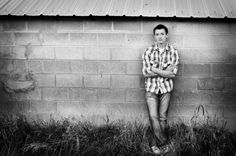 Boys Senior Portrait //Amy Cloud Photography