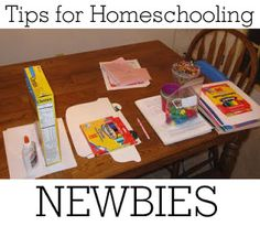 10 Encouraging Tips for Homeschooling Newbies | Our Goodwin Journey