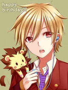 kradness   Tags: Anime, Pixiv Id 3345404, kradness, Stuffed Lion