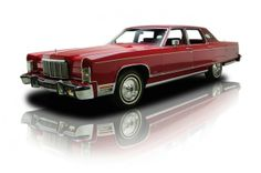 1976 Lincoln Continental Town Car 460 - I'd LOVE to have another one! Ford Motor Company, Lincoln Motor Company, Lincoln Continental, Retro Cars, Vintage Cars, Vintage Auto, V8 Cars, Race Cars, Detroit Steel