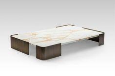 Summitridge Marble Coffee Table