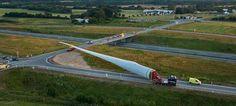 Turbine de vant, Scotia. (transportand cea mai mare elice din lume)