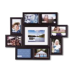 This item is sold individually in store.<br><br>Display a collage of your wedding or vacation ph...