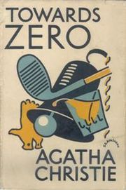 towards zero: 1st edition 1944