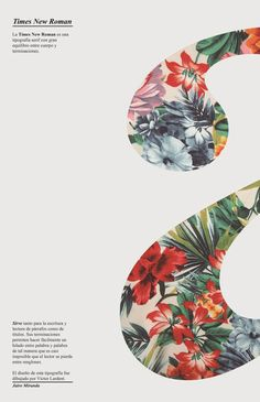 keywords: floral graphic design typography editorial magazine layout poster flyer Times New Roman Graphic Design Posters, Graphic Design Typography, Graphic Design Illustration, Graphic Design Inspiration, Creative Inspiration, Typography Ads, Flower Typography, Japanese Typography, Poster Designs