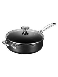 Le Creuset 4.25QT. Toughened Non-Stick Saute Pan